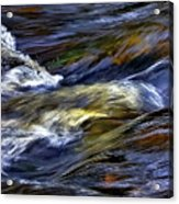 The Flow Acrylic Print