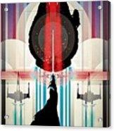 The Force Awakens Acrylic Print