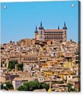 Toledo, Spain Acrylic Print