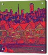 4 U 286 Acrylic Print