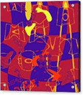 4 U 367 Acrylic Print