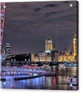 Westminster - London Acrylic Print
