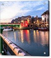 Weymouth - England Acrylic Print