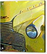 '40 Chevy Acrylic Print