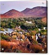 Landscape D Cc Acrylic Print