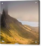 C L Landscape Acrylic Print