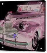 41 Chevy Acrylic Print