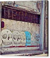 Havana Cuba Acrylic Print