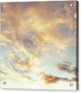 Summer Sky 1 Acrylic Print