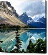 J C Landscape Acrylic Print