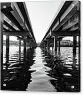 422 Bridge Acrylic Print