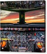 4245- Cockpit Acrylic Print