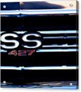427 - Ss Acrylic Print