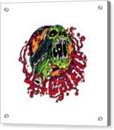 44 Cal Entertainment Logo Acrylic Print