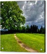 Landscape Print Acrylic Print