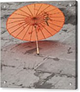 4440- Umbrella Acrylic Print