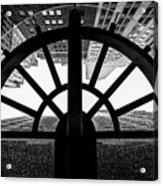 45 Wall Street, Lower Manhattan New York Acrylic Print