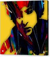 Bob Dylan Collection Acrylic Print