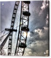 The London Eye  Acrylic Print