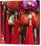 4647- Chinese Tassels Acrylic Print