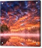 Landscape Acrylic Acrylic Print