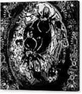 Abstract Orgone Acrylic Print