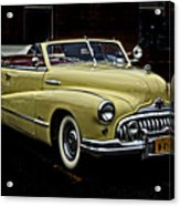 48 Buick Ragtop Acrylic Print