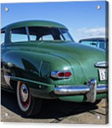 48 Studebaker Champion Acrylic Print
