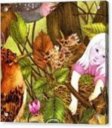 48586 Adrienne Segur Acrylic Print