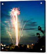 4rth Of July Acrylic Print