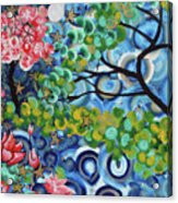 4th Day Of Creation 201812 Acrylic Print