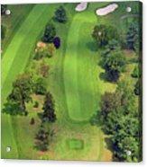 4th Hole Sunnybrook Golf Club 398 Stenton Avenue Plymouth Meeting Pa 19462 1243 Acrylic Print