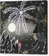 4th Of July Acrylic Print by Jeffrey Koss