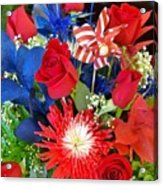 4th Of July Surprise  Acrylic Print