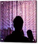 Abstract Light Acrylic Print