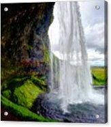 Acrylic Landscape Acrylic Print