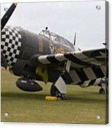 Aircraft Acrylic Print