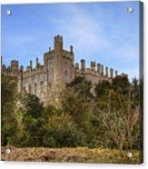 Arundel Castle Acrylic Print