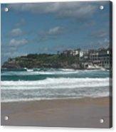 Australia - Bondi Beach Southern End Acrylic Print