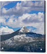 Beauty Of Yosemite Acrylic Print