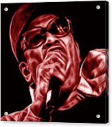 Bobby Womack Collection Acrylic Print