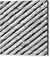 Diffraction Grating Tem Acrylic Print