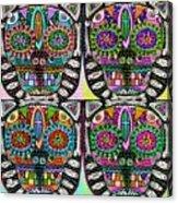 Dod Art 123 Acrylic Print