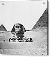 Egypt: Great Sphinx Acrylic Print