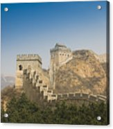 Great Wall Of China - Jinshanling Acrylic Print