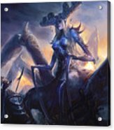 League Of Legends Acrylic Print