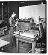 Luis Alvarez, American Physicist Acrylic Print