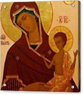 Madonna And Child Religious Art Acrylic Print