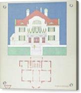 Modern Design Acrylic Print