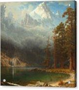 Mount Corcoran Acrylic Print